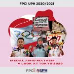 Olimpiade Tokyo 2020: Medali dalam Kekacauan