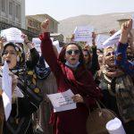 Aktivis Perempuan Dicambuk di Afghanistan, Janji Palsu Taliban?